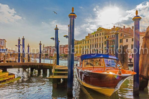 Leinwandfoto Venedig