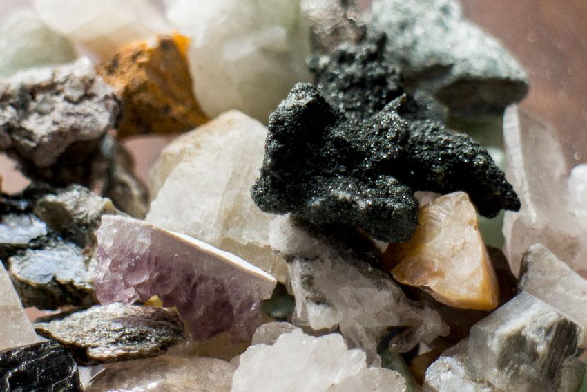 Mineralien und Smaragde suchen im Habachtal